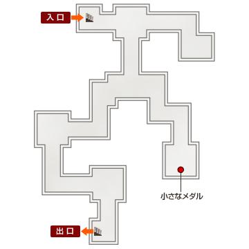 ルラフェン南の洞窟 マップ